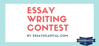 Essay Writing Contest at EssaysCapital.com – Up to $7,500 for Winners!
