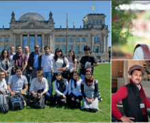 Helmut-Schmidt Programme 2017/18-  Master's Scholarships for Public Policy and Good Governance