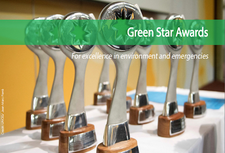 Call for Nominations: The Green Star Awards 2017