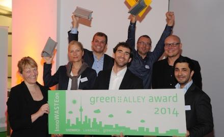 Green Alley Award 2016 – Pitch at Berlin!