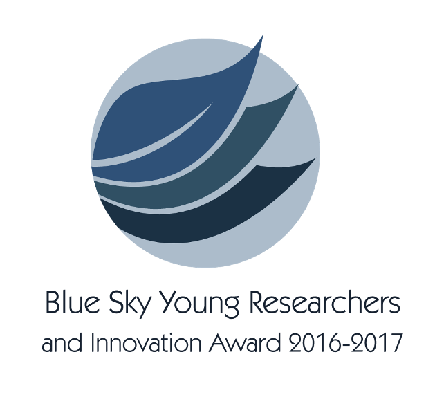 Blue Sky Young Researchers and Innovation Award 2016/17