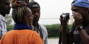 Kwanda Art Foundation Photography Workshop 2016
