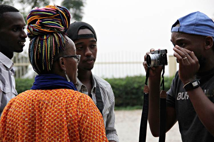 Kwanda Art Foundation Photography Workshop 2016