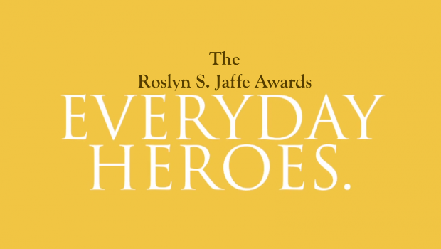 Roslyn S. Jaffe Awards 2016 for Individuals working for Women and Children – Up to $100,000 in Grant
