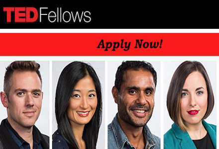 TED 2017 Fellowship Program (Fully-funded)