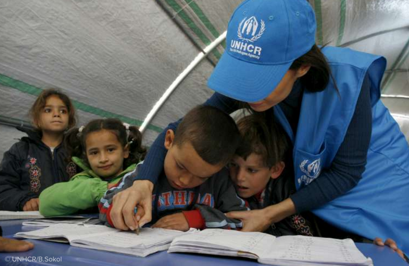 UNHCR Entry-Level Humanitarian Professional Programme 2016