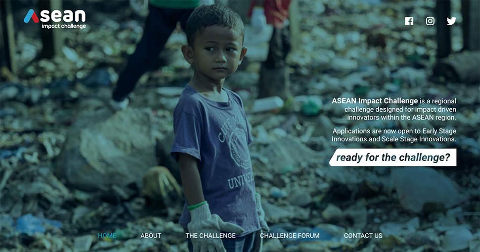 Enter the ASEAN Impact Challenge 2016