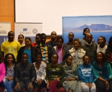 African World Heritage Fund Conservation Grants 2016