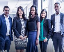 Barclays Rising Eagle Graduate Programme 2017