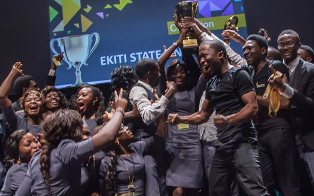Enactus Nigeria National Competition 2016