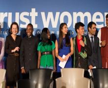 Trust Women Scholarship Programme to Attend Trust Women Conference in London