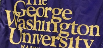 The Global Leaders Fellowship 2018 at George Washington University, Washington DC!