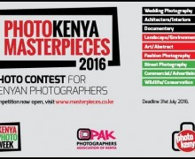 Enter the Photo Kenya Masterpieces 2016