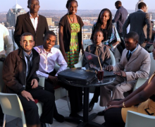 Anzisha Prize 2016 for Young Media Professionals promoting African Youth Entrepreneurship!
