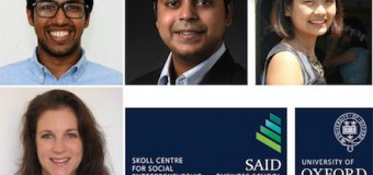 Skoll Scholarship For MBA Program -University of Oxford's Saïd Business School (Fully-funded)