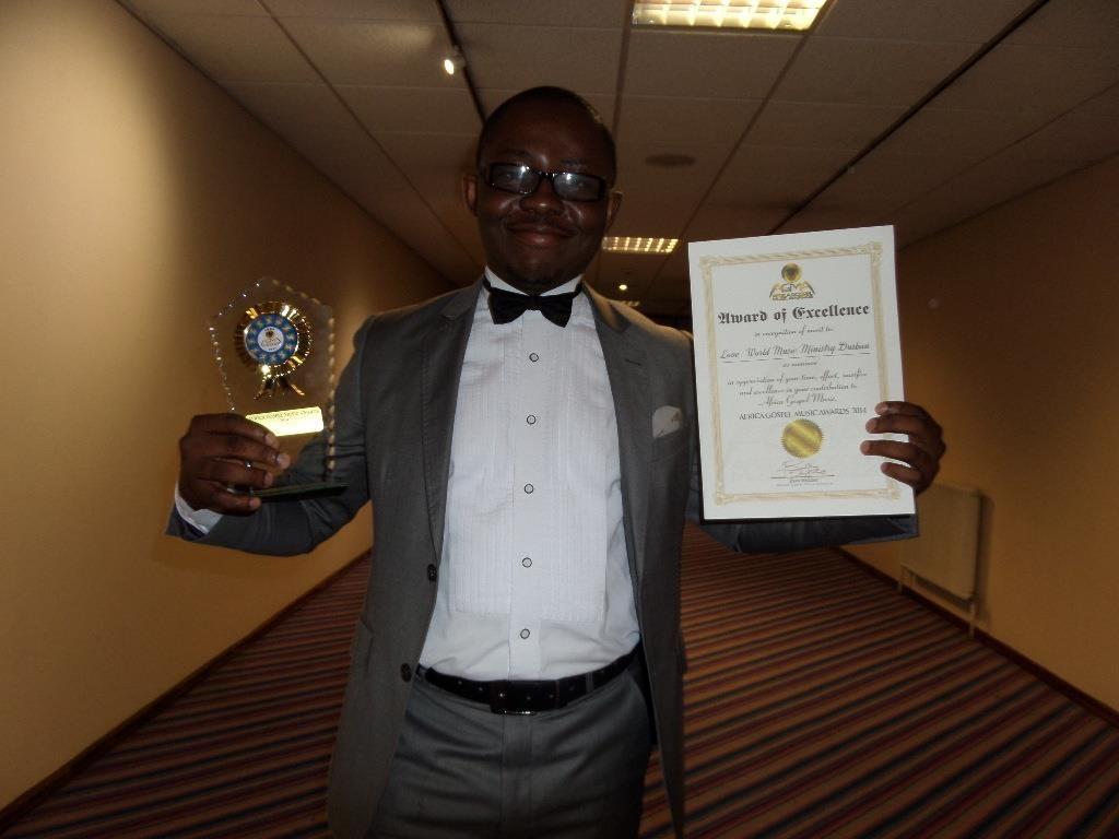 Oyindamola Johnson Awards