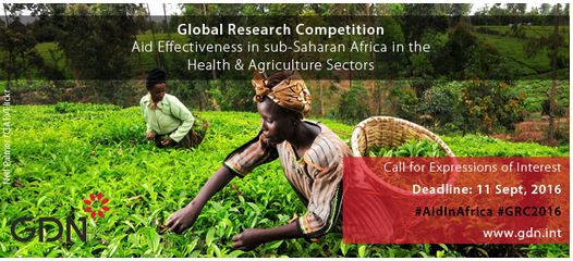 Enter the GDN Global Research Competition 2016