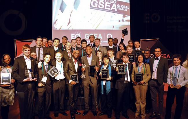 Global Student Entrepreneur Awards 2016/2017 (Prize of $20,000)