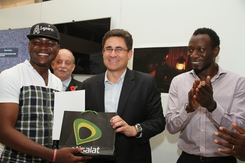 Enter for the Etisalat Photography Competition 2016