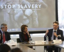 Nominations Open for the Stop Slavery Awards 2016