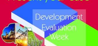 AfDB Development Evaluation Week 2016 Photo Contest
