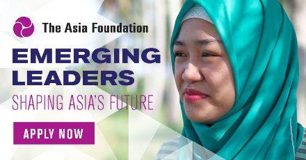 Emerging Leadership For Asia's Future -Asia Foundation Development Fellows Program 2017