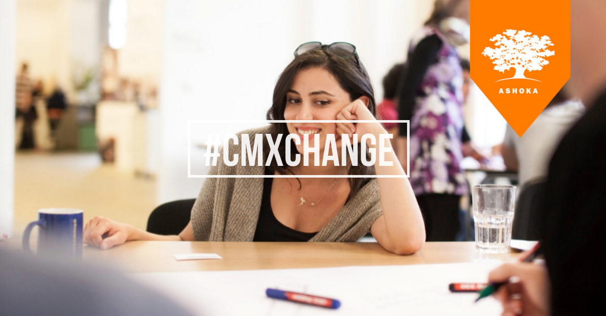 Apply to Ashoka's #ChangemakerXchange Summit -Palermo, Italy(Fully-funded)