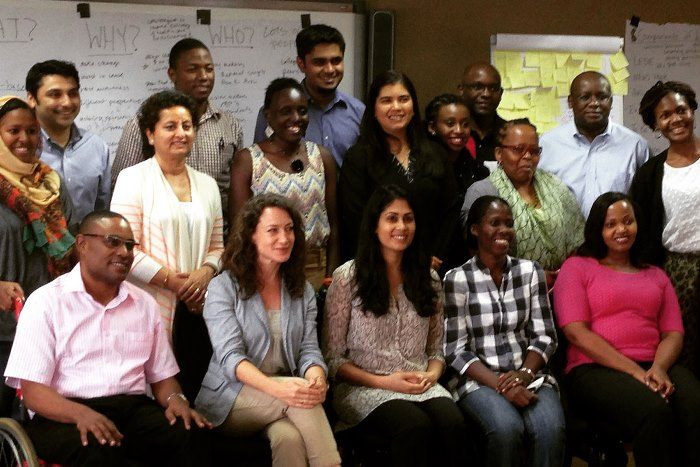 Aspen Institute's New Voices Fellowship 2017