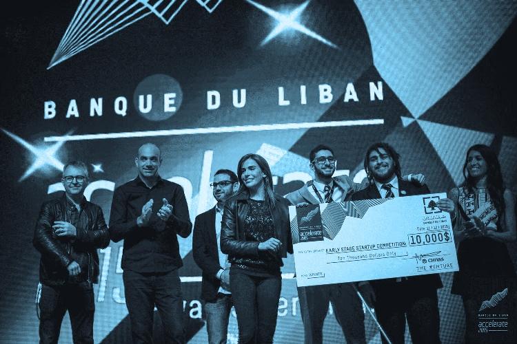 Banque Du Livan Accelerate Startup Competition 2016 (Win $20,000 Cash Prize)