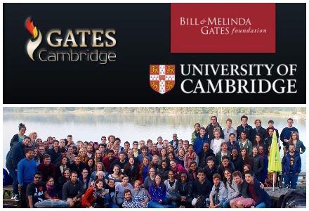 Gates Cambridge Postgraduate Scholarship 2017- Study at University of Cambridge (Fully-funded)