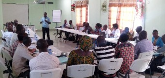 WACSI Capacity Building for Civil Society Organisations 2016 – Ghana