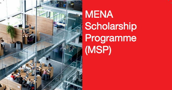 Apply: MENA Scholarship Programme 2017 (Fully-funded Scholarships to Study in The Netherlands)