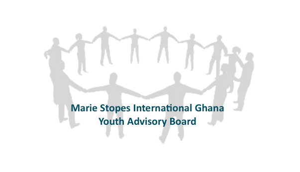 Apply to join the Marie Stopes International Ghana Youth Advisory Board