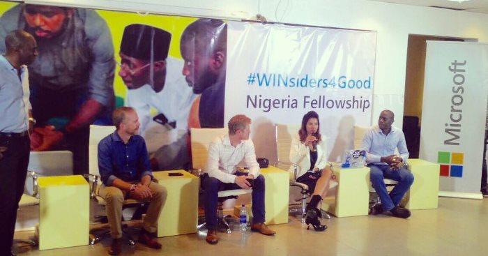 Microsoft #WINsiders4Good Nigeria Fellowship 2016/17