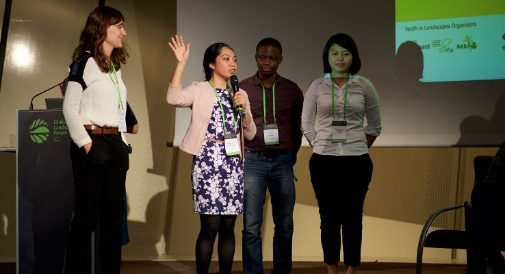Become a Youth Facilitator at the 2016 Global Landscapes Forum