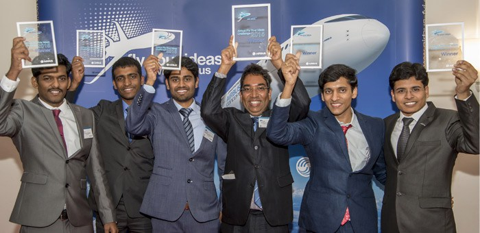 Airbus/UNESCO Global Student Competition 2017 (Up to €45,000 Prize)