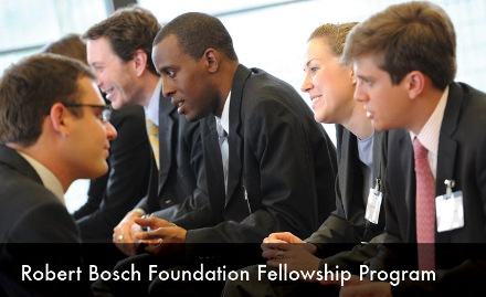 Robert Bosch Foundation Fellowship Program in Germany 2017 (Fully-funded)