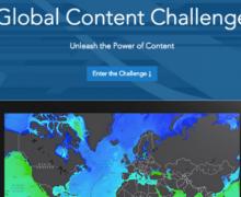 Esri's Global Content Challenge 2016