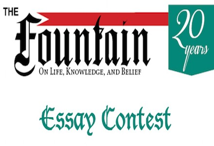 2017 Essay Contest: Second Place