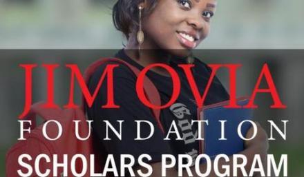 Jim Ovia Undergraduate & Graduate Scholarships For Nigerians