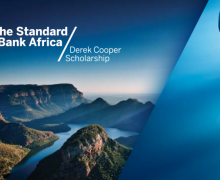 Standard Bank Derek Cooper Scholarships 2017
