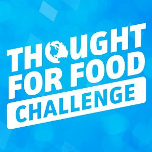 Thought For Food Challenge (TFF) 2016- Up to $25,000 in Cash prizes
