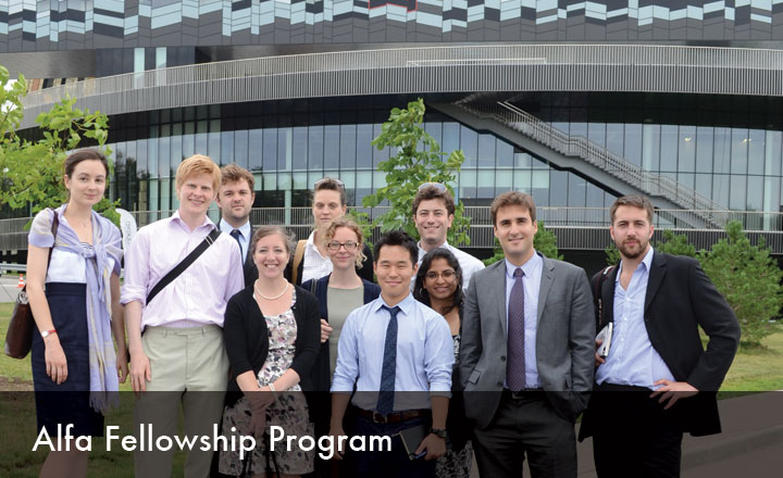 Alfa Fellowship Program 2017 for Young Professionals from America, Britain, Germany and Russia!