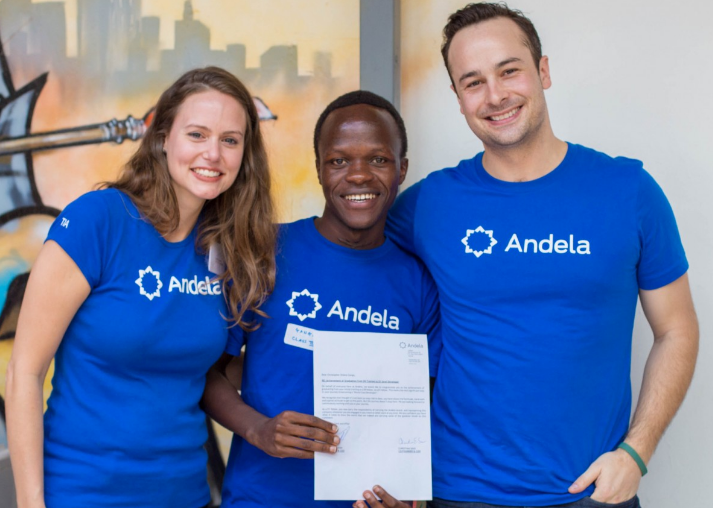 Apply for Andela Kenya Fellowship Cohort XIII