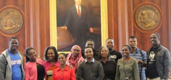 Norman E. Borlaug International Fellowship Program 2017