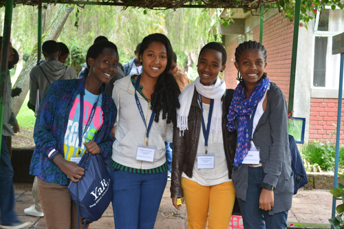 HGF Young African Scholars Program 2017