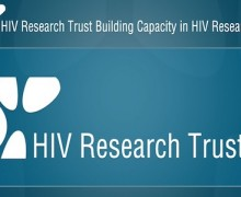 HIV Research Trust  Scholarship Award 2017