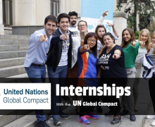 Internships with the UN Global Compact – Winter 2017