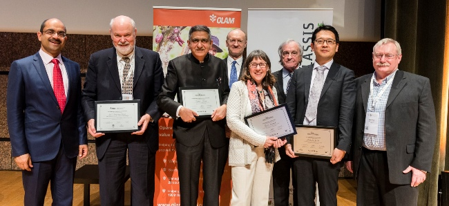 Louis Malassis Scientific Prize for Agriculture and Food 2017