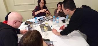Med Culture Capacity Development Workshops 2016/2017